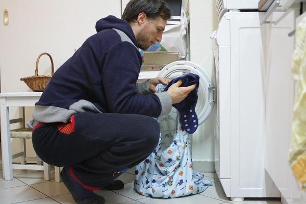 Stoffwindeln waschen ist supereinfach....